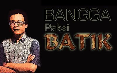 Bangga Pakai Batik