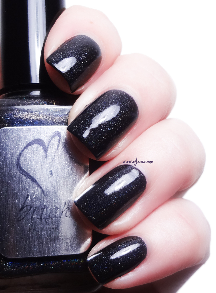 xoxoJen's swatch of b.i.t.c.h. by jaclyn Haute