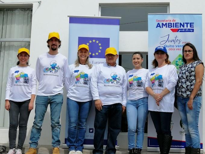 Ciudadanía y la Unión Europea unen esfuerzos para proteger los recursos hidrográficos de Quitoo