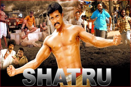 Shatru 2017 Hindi Dubbed 720p HDRip 950mb
