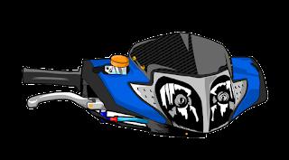 mentahan logo racing