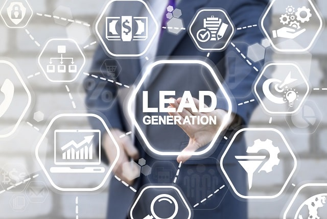 how to get new business leads online lead generation strategies