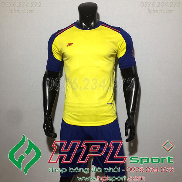 Áo ko logo Eureka Raki màu vàng