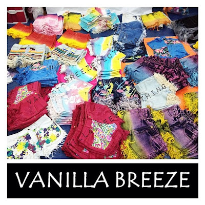 Vanilla Breeze Clothing on IG