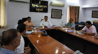 meeting-for-police-examination-madhubani