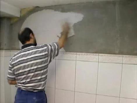 El maestro de obras xavier valderas la solidificaci n del yeso - Yeso para paredes ...