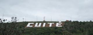 Prefeitura do CES/UFCG revitaliza letreiro de Cuité