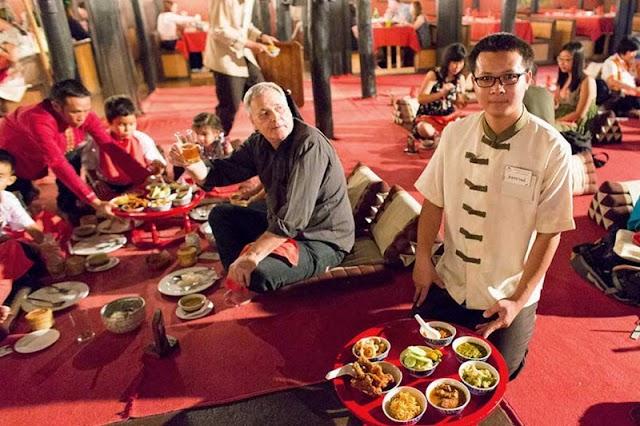 To Chiang Mai to enjoy Khantoke Dinners