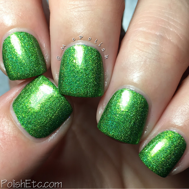 Pahlish - Holo-ween III - McPolish - Ghost of Granny Smith