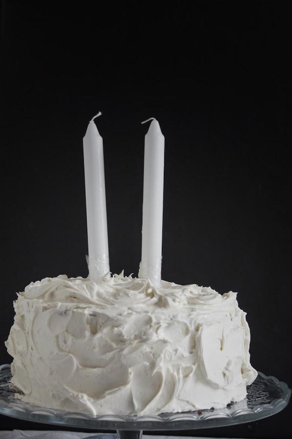 Receta Checkerboard cake o tarta ajedrez