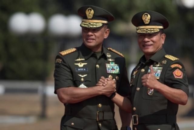 <i>Presidential Threshold</i> Dihapus, Gatot Nurmantyo dan Moeldoko Bisa Nyapres