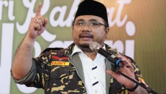 Ketua Umum GP Ansor soal Menag Larang Cadar: Belajar Dulu Apa itu Radikalisme