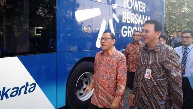 Penghuni Rusun Marunda Jadi Penerima Pertama Kartu Jakarta One