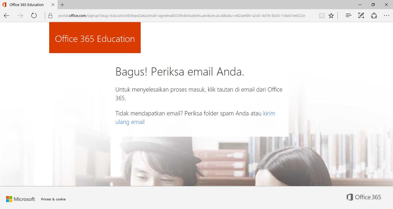 Cara Mendapatkan Microsoft Office 365 Original Secara Gratis