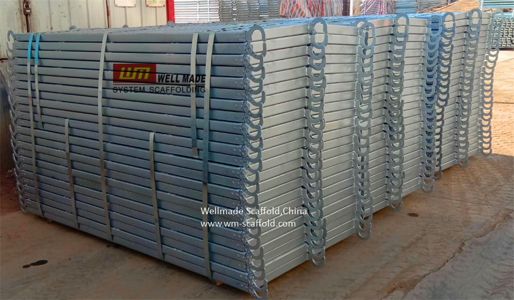 Scaffolding Frame Cat Walk Boards- System Scaffold Access System