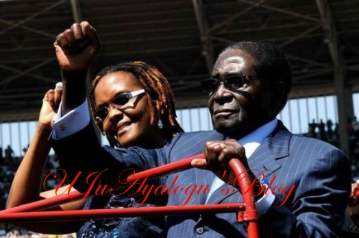 Mugabge And Wife To Receive $10m 'Goodbye Package'