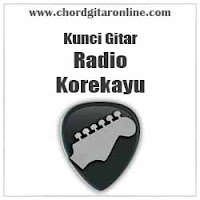 Chord Korekayu Radio