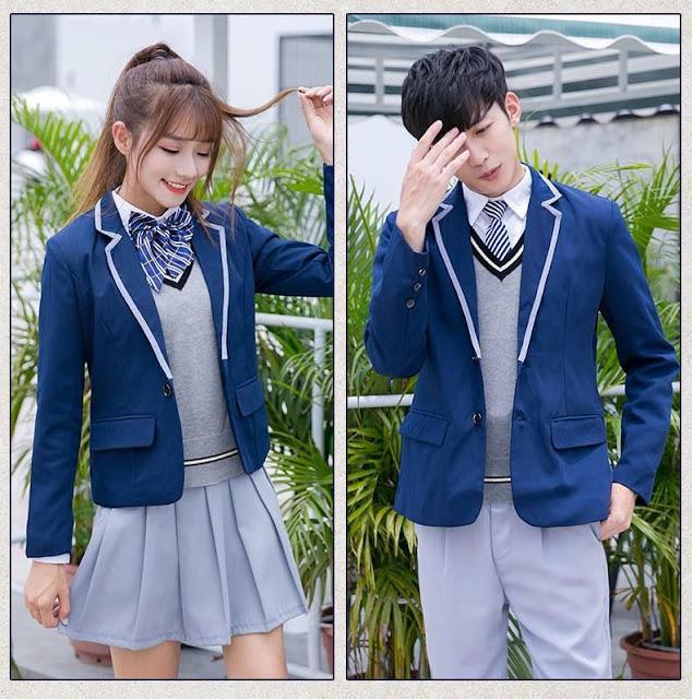 Đồng phục học sinh ngày càng đa dạng về kiểu dáng
