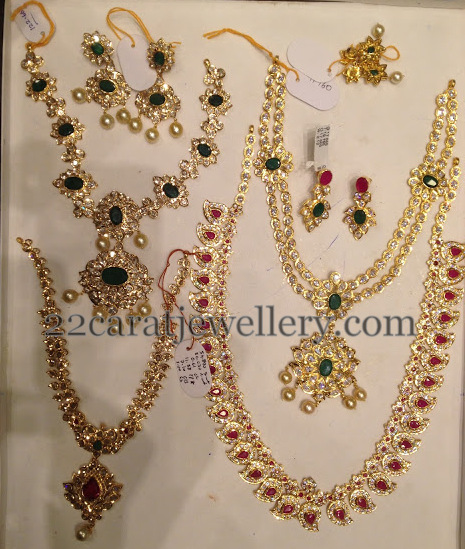 Pachi Necklace Sets Gallery Jewellery Designs