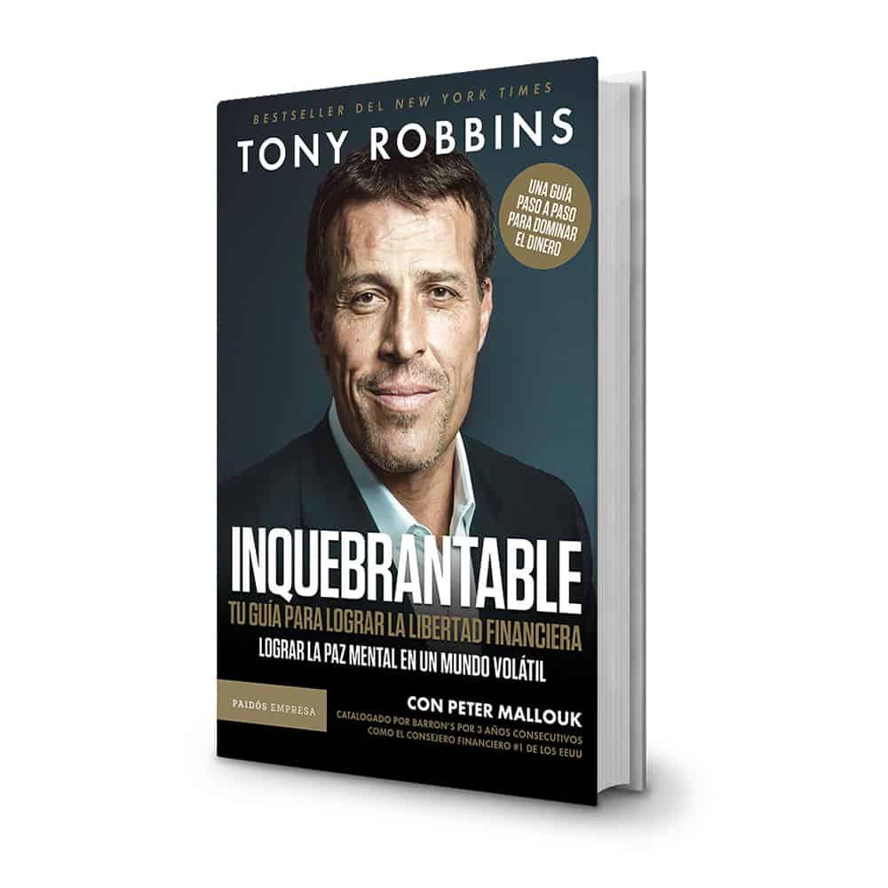 descargar libro inquebrantable tony robbins pdf