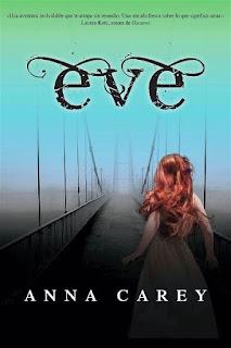Eve   Eve #1   Anna Carey
