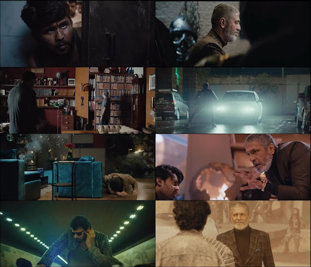 Saaho 2019 Hindi ORG 2160p UHD HEVC