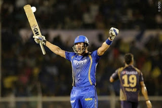 Shane Watson 104* - RR vs KKR 54th Match IPL 2015 Highlights
