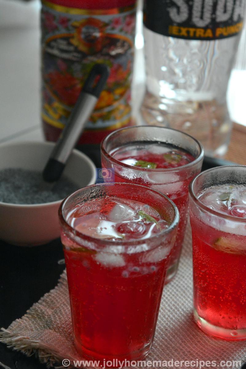 RoohAfza Lemon Drink