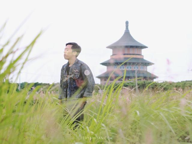 Pagoda Kenjeran Surabaya - Fery Arifian | Food & Travel Blogger Malang