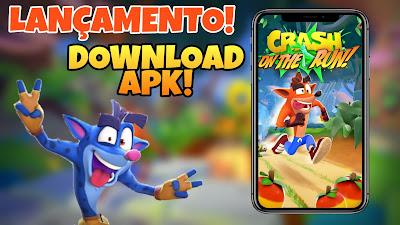 Crash Bandicoot On the Run apk download