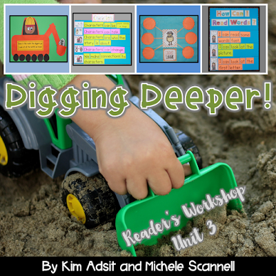 https://www.teacherspayteachers.com/Product/Readers-Workshop-Unit-3-Digging-Deeper-by-Kim-Adsit-and-Michele-Scannell-271908
