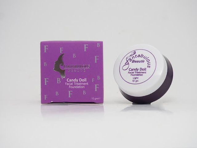 candy doll foundation cpg cosmetics, fantabulous beaute all in one