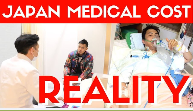 How Much I PAY at a Japanese Hospital on Japan's Healthcare System - Healthy Articlese