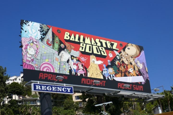 Ballmastrz 9009 season 1 billboard