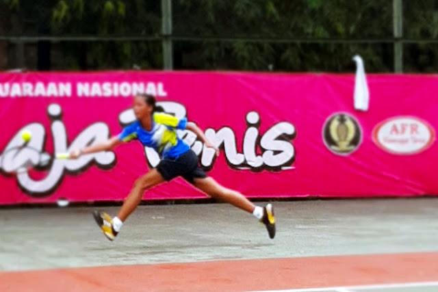 Petenis Tuan Rumah Dominasi Babak Semifinal RemajaTenis Jakarta-85