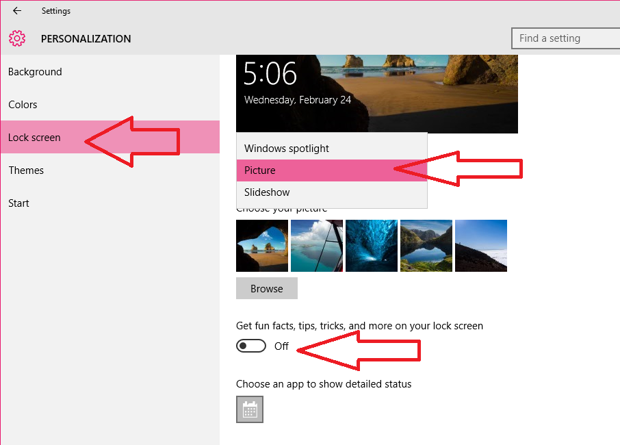 Learn New Things: How to Disable Windows 10 Lock Screen ...