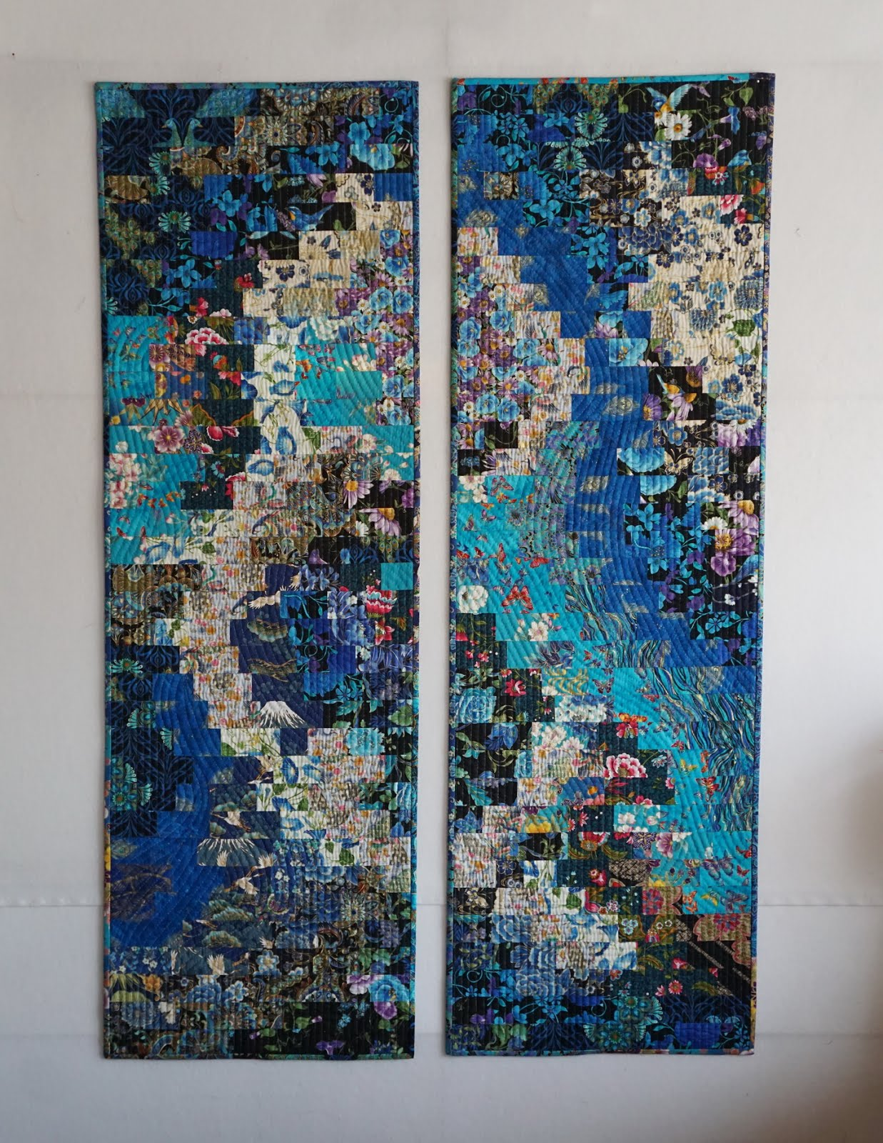 "Quilt-Duo ""SIDE BY SIDE"""