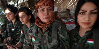 kurdi ed occidente