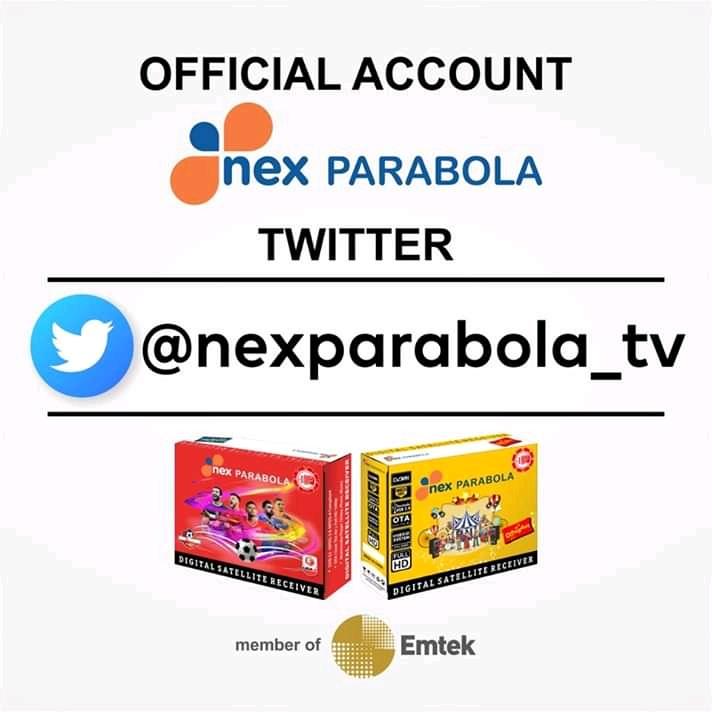 Siaran nex parabola di palapa