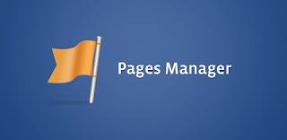 تحميل تطبيق FB Pages Manager apk للأندرويد لإدارة الصفحات على الفيس بوك