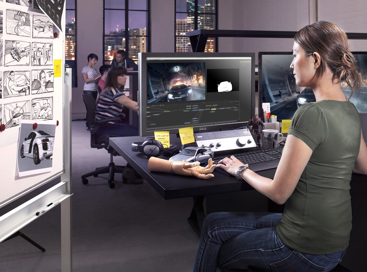 Blackmagic Design Announces Fusion 8 1 Update Computer Graphics Daily News