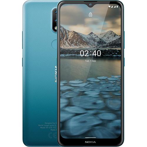 Điện thoại Nokia 2.4 Xanh