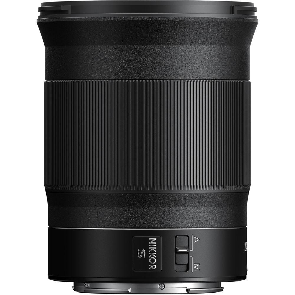 Объектив Nikkor Z 24mm f/1.8 S