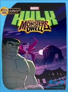 Hulk: Where Monsters Dwell (2016) HD [1080p] Latino [GoogleDrive] SilvestreHD