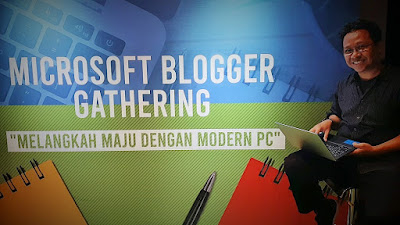microsoft blogger gathering
