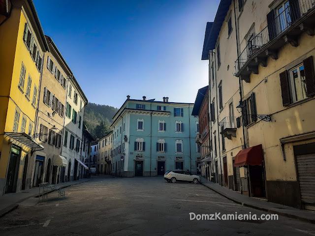 Marradi, Toskania nieznana, Dom z Kamienia blog