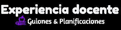 Guiones de clases y planificaciones didácticas