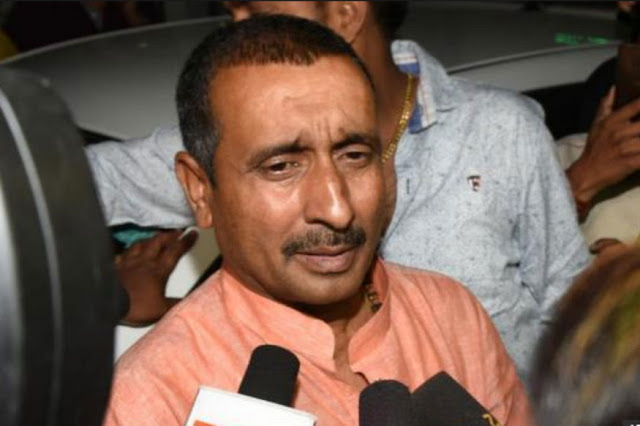 Delhi Court Frames Rape, Kidnapping Charges Against Expelled BJP MLA Kuldeep Sengar in Unnao Case