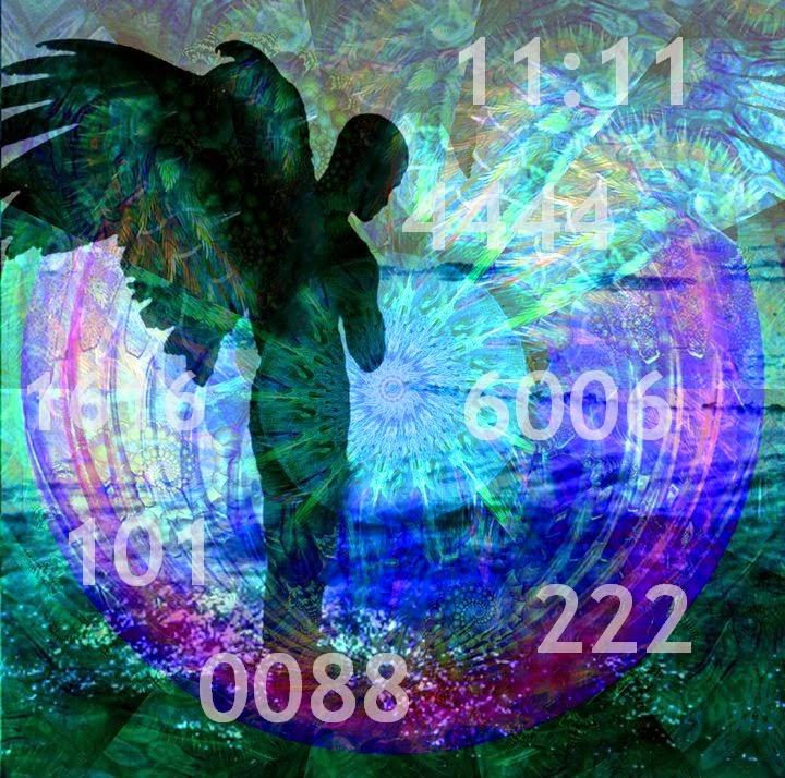Risultati immagini per angeli e numeri