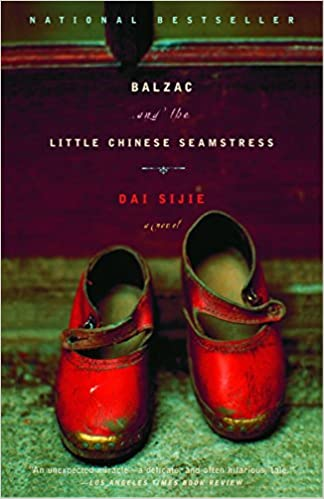 Balzac and the Little Chinese Seamstress top 10 books 2021